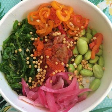 Hawaiian Rice Bowl